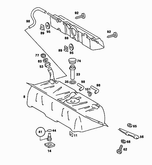 380sl engine diagram