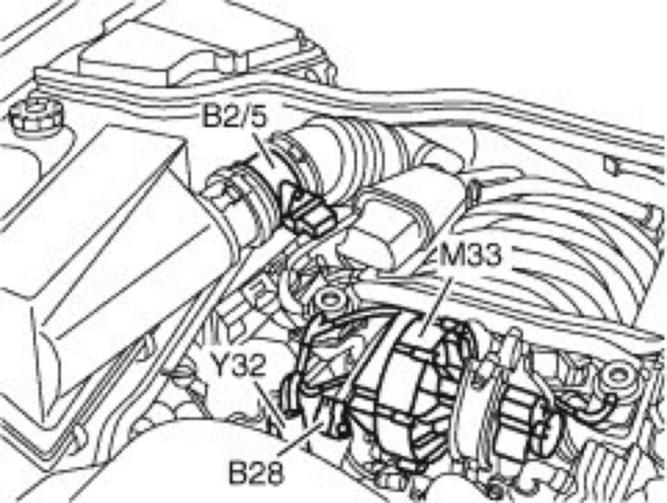 1999 mercedes ml 430 4 3 litre gas engine won 39 t run for. Black Bedroom Furniture Sets. Home Design Ideas