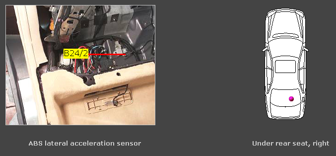 Mercedes error code c1149 c1141 eps brake preessure for Mercedes benz speed sensor location