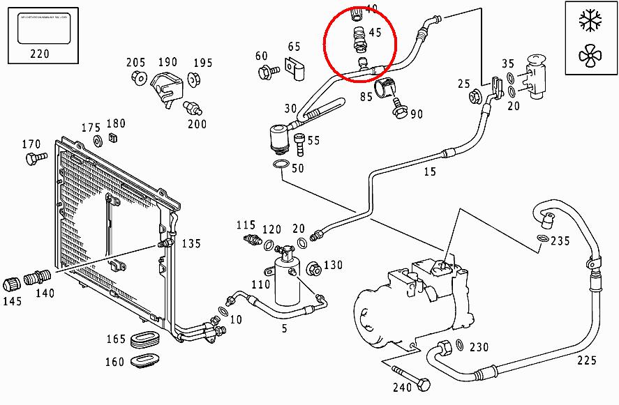 car air conditioner diagram for mercedes  car  free engine