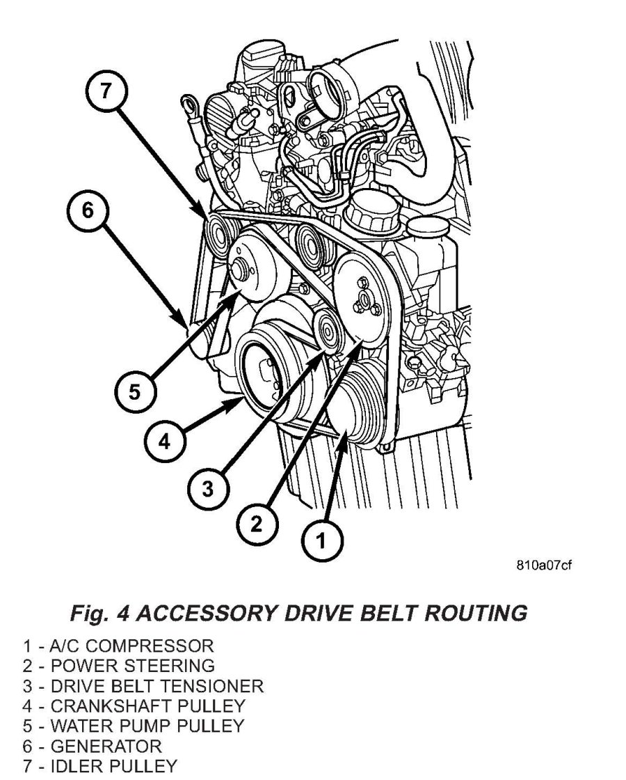 dodge caravan diagram