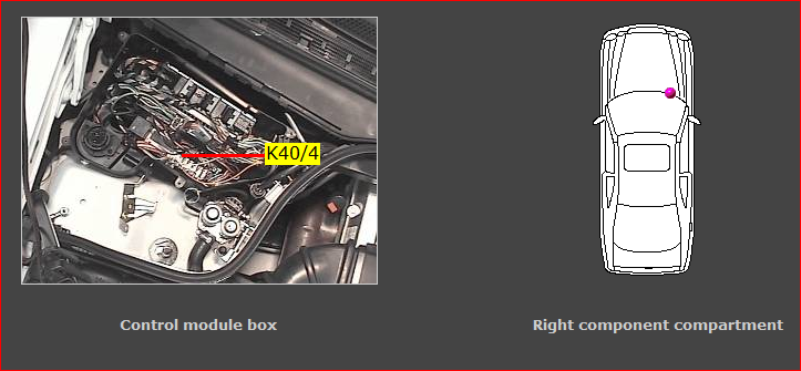 Mercedes E320 Fuse Box Location moreover What To Do When My M103 Is Giving Me in addition 4a9fs Mercedes Benz E320 Fuse Will Prevent 2004 further Watch furthermore Ueberspannungsschutzrelais I207756710. on mercedes 300e fuel pump relay location