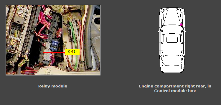 Untitled on Mercedes E320 Starter Relay Location