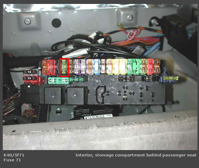 I Have A 2005 Sl500  Last Spring  The Battery Was Dead After Sitting All Winter  After Charging