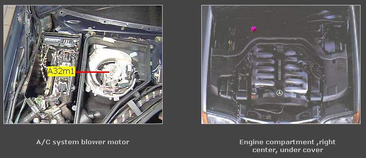 My wifes 1999 s420 mercedes is having a problem with heat for 1999 mercedes benz s320 problems