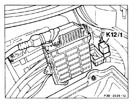 1998 mercedes slk230 fuse diagram