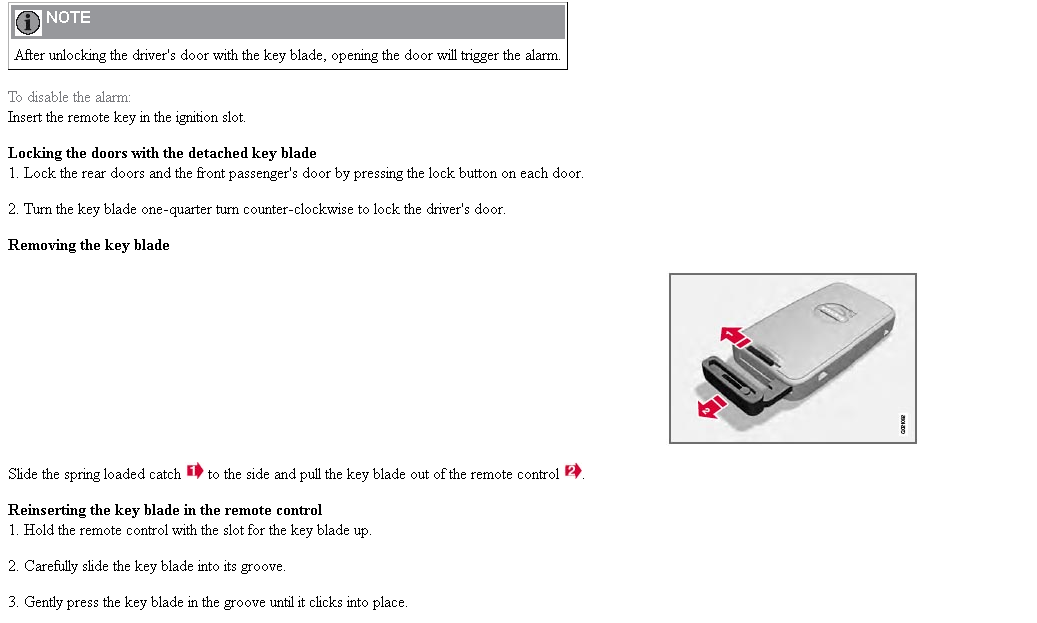 Car Battery Dead Key Fob Not Working