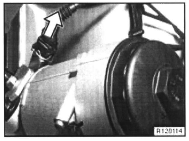Untitled on Oil Pressure Sensor Location
