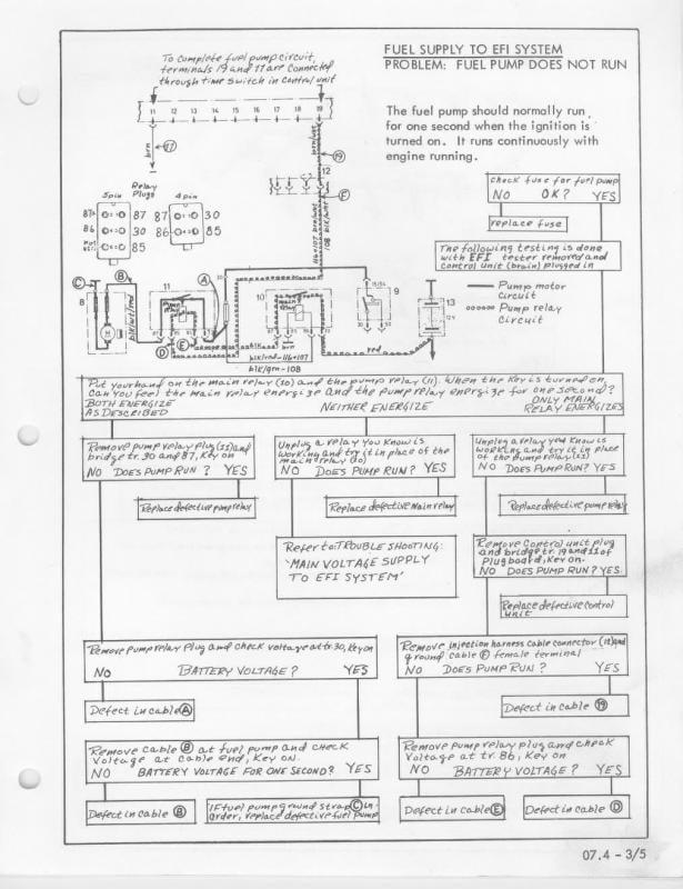 Efi on Diagram For Bosch Relay