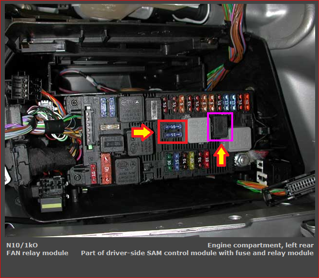 2000 Mercedes S500 Fuse Box Diagram On 2000 Images. Free Download ...