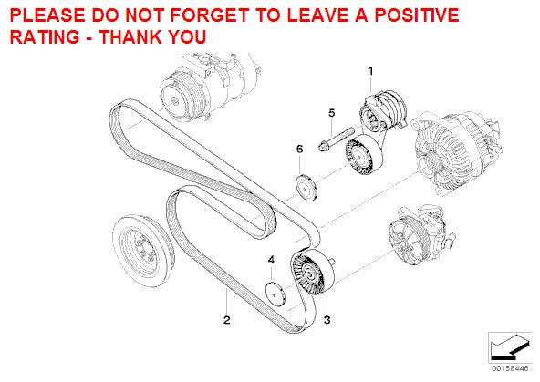 Service manual how to remove serpentine belt on a 2007 for Mercedes benz serpentine belt replacement cost