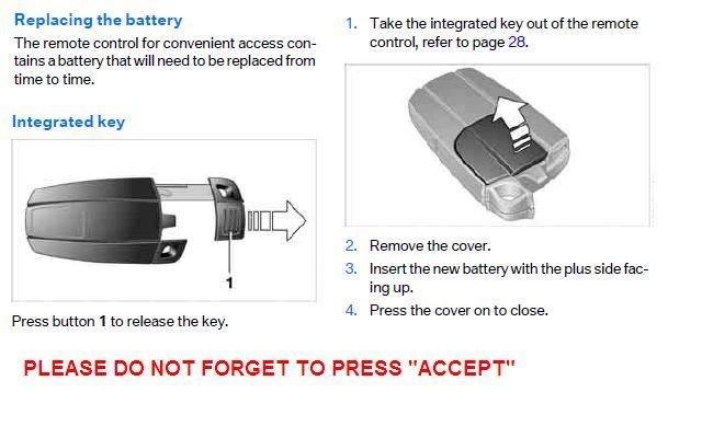 Change Battery Bmw 5 Key Fob Autos Post