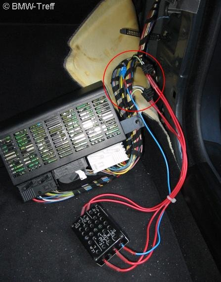 beam wiring diagram i am working on a 2003 530i the front left blinker and the