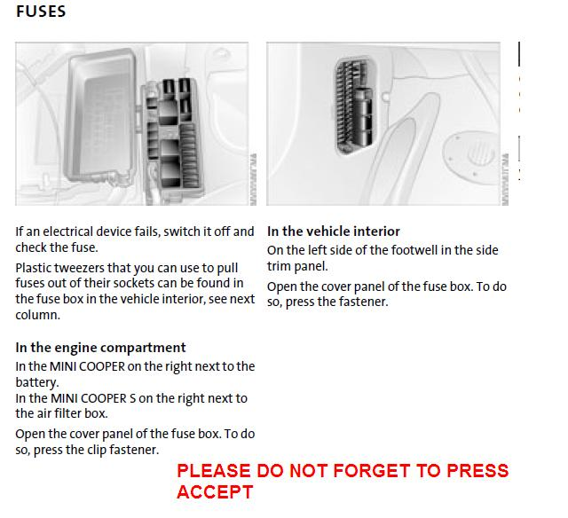 which fuse is for the elecronic power steering pump on a. Black Bedroom Furniture Sets. Home Design Ideas