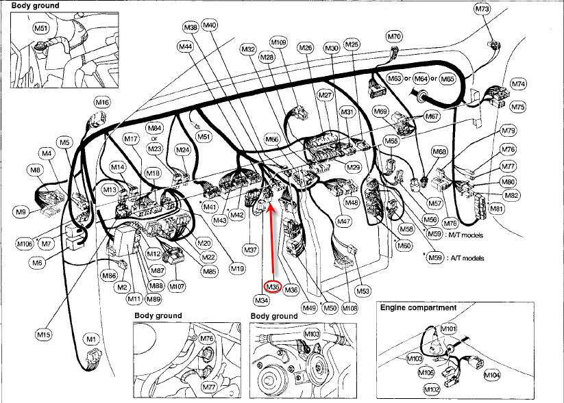 96 ford f 150 wiring diagram  96  free engine image for