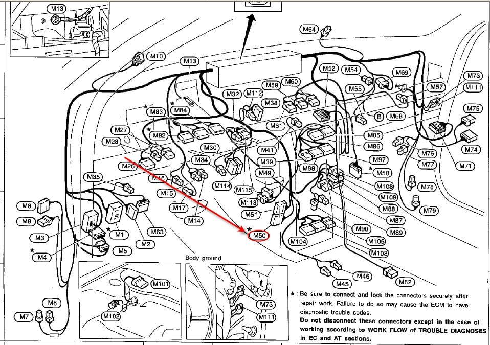 nissan armada coolant diagram html