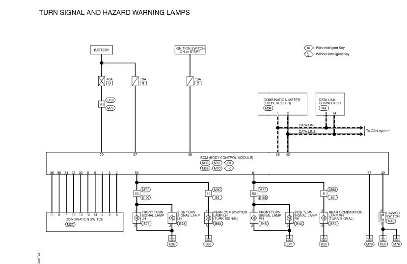 nissan cube headlight wiring diagram get free image about wiring diagram