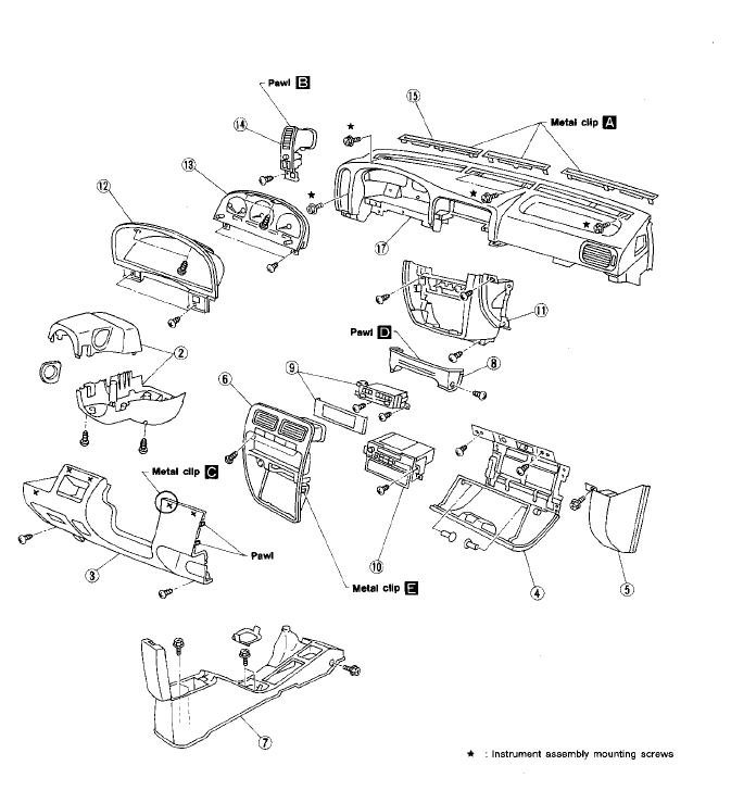 2004 toyota camry distributor diagram html