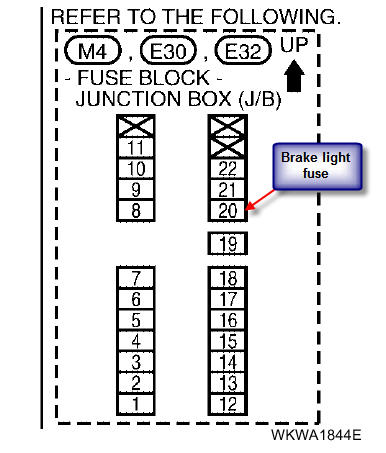 2005 nissan altima fuse box 2005 wiring diagrams online