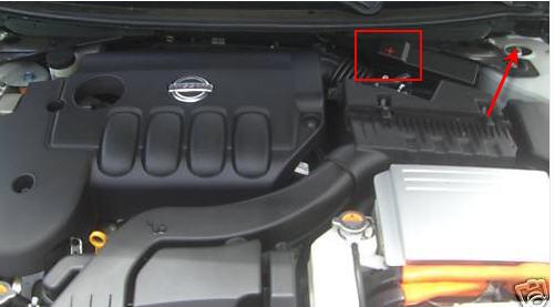 I Have 2007 Nissan Altima Hybrid The 12v Battery Went Dead