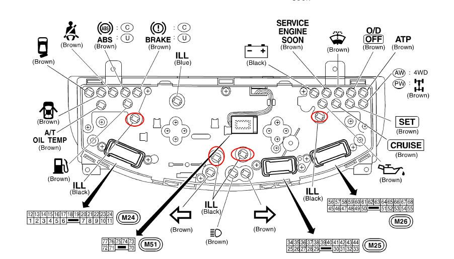 2007 ford focus se fuse box diagram  2007  free engine