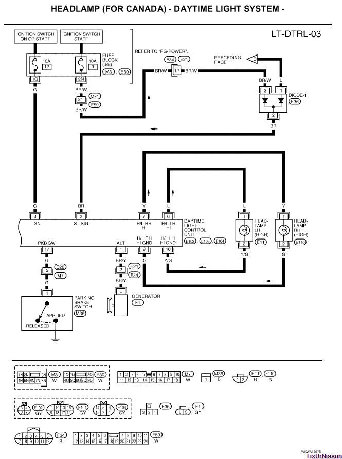 2006 altima wire diagram 2006 wiring diagrams 2009 12 25 163248 05 altima head light wiring diagram dtrl 3 altima wire diagram