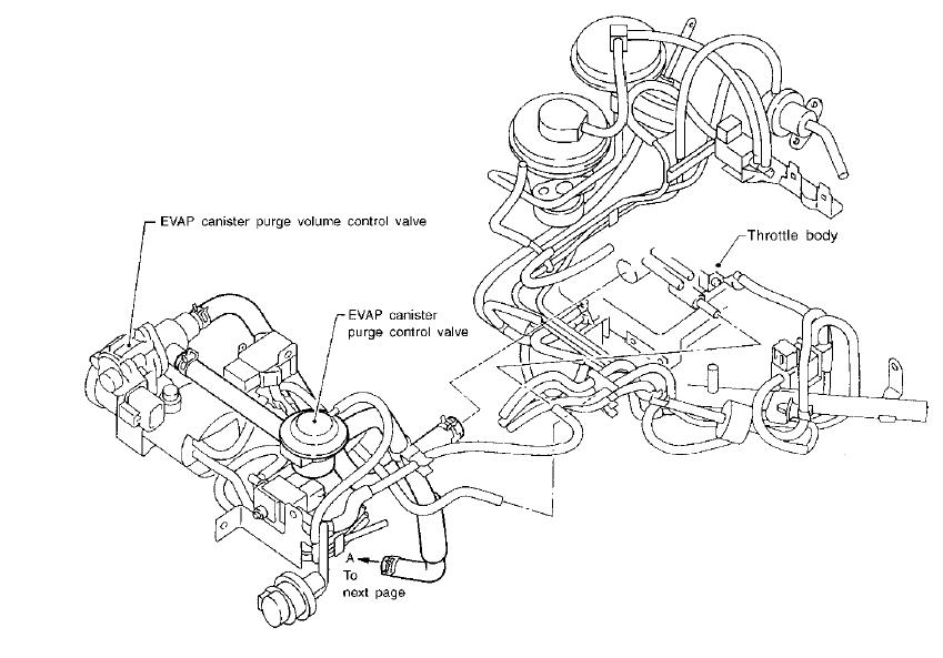 97 nissan pathfinder wiring diagram  97  free engine image