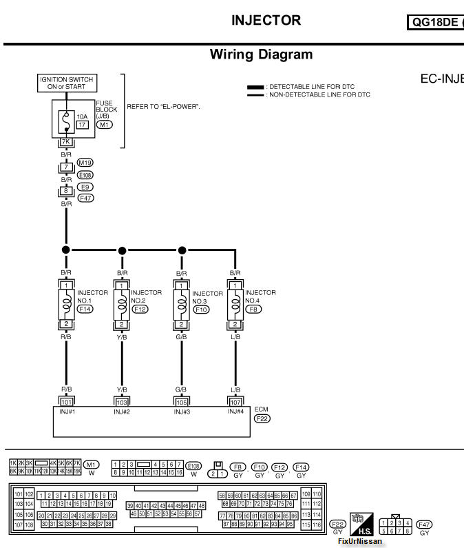 where can i get the schematic for a 2001 nissan sentra