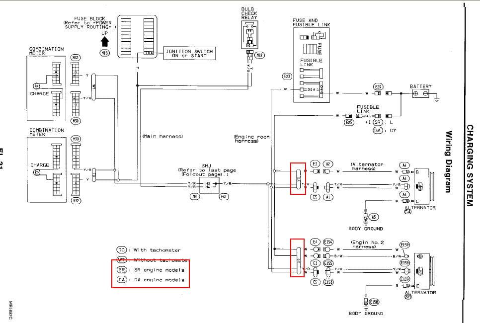 Enchanting Nissan Sentra Wiring Harness Diagram Inspiration