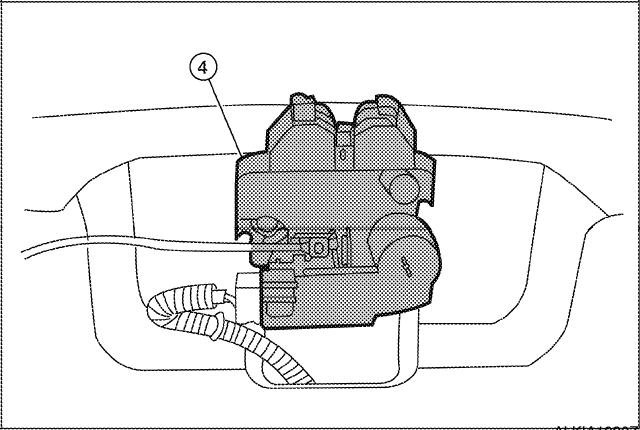 My 2008 Nissan Altima Warning Light Says Trunk Lid Is Open It. Full Size. Wiring. 2008 Altima Trunk Fuse Diagram At Scoala.co
