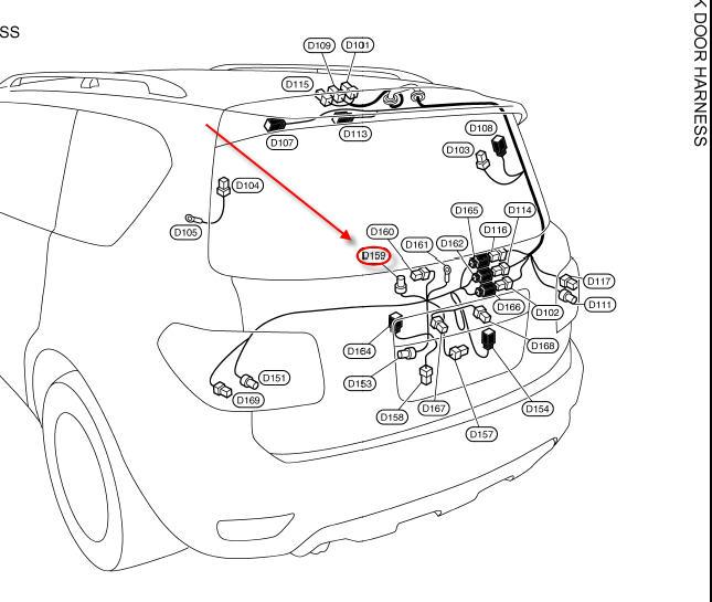 wiring diagrams 2007 infiniti fx35
