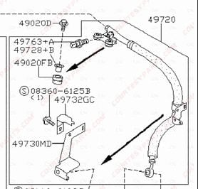Bligm021 besides T17203726 2001 lexus is300 overheating likewise Saab 9 3 Engine Schematics as well 98 Camery Vacuum Lines 51185 also Wiring Diagram 2000 Ford Ranger Rabs. on buick cruise control diagram