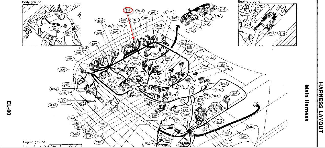 nissan pathfinder fuse box diagram  nissan  free engine