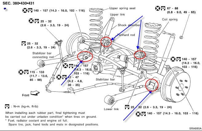 nissan shocks location  nissan  get free image about
