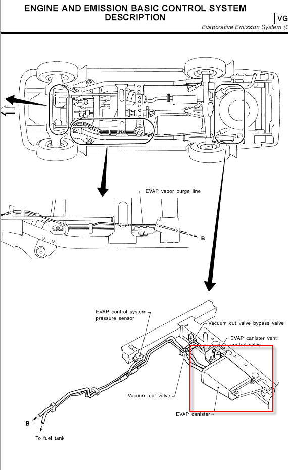 01 nissan xterra knock sensor location  01  free engine