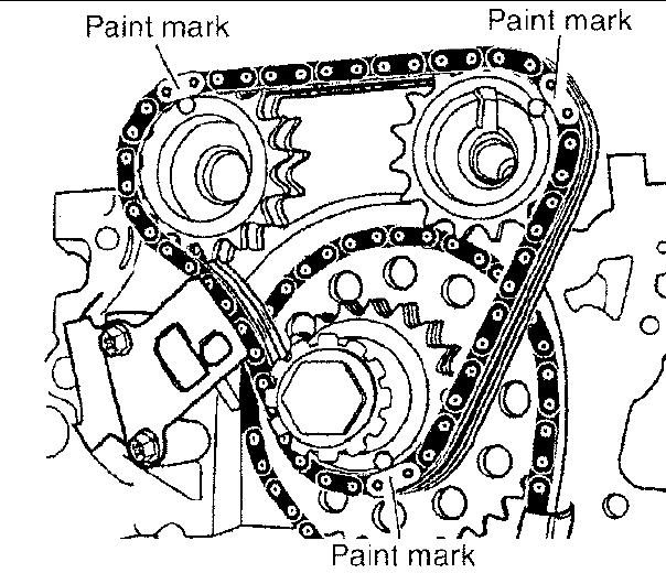nissan frontier 2005 4 cyl engine diagram