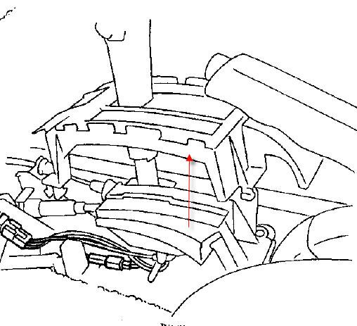 2012 nissan rogue serpentine belt diagram