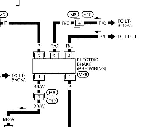 Trailer Plug Wiring Diagram How To Fix