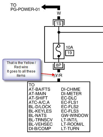 my fuse box keeps blowing with 6g8hz Nissan Datsun Altima 03 Altima Electrical Parts on Mercedes S420 Fuse Diagram moreover Discussion T27429 ds663825 moreover 6g8hz Nissan Datsun Altima 03 Altima Electrical Parts moreover