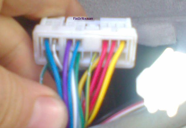 i rewired main control switch in driver u0026 39 s door of 2004