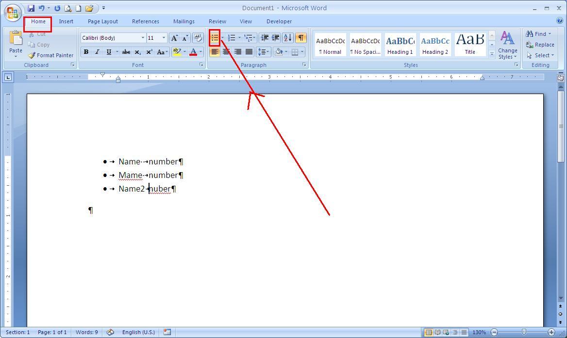 Image Gallery Microsoft Word 2012