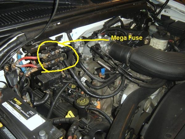 How To Replace The Fuel Filter In Your Ford F150 as well Fiat500 Fuse further Custom Ford 5 0 Wiring Diagram further 6506z 2008 F350 Ford Diesel Short Ground Something furthermore Ford Explorer Mk5 2015 Fuse Box Diagram. on 2014 ford escape battery location