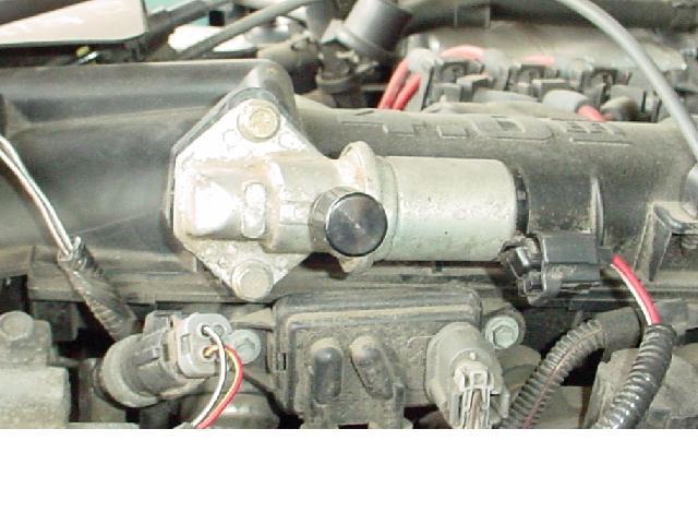 Iac on 2000 Ford Ranger 3 0 Engine