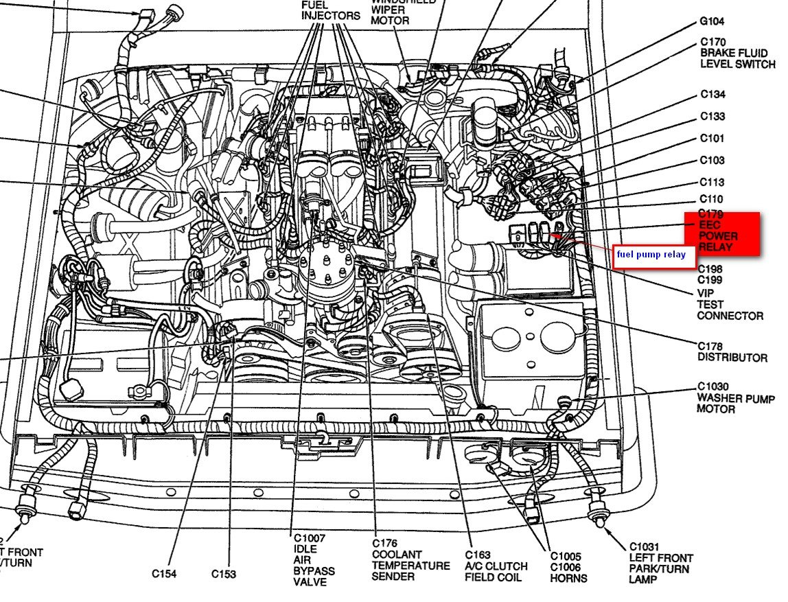 ford f250 trailer wiring as well as ford mustang radio wiring diagram