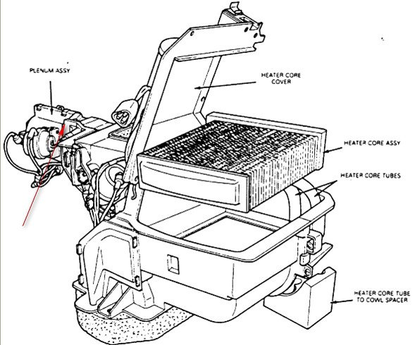 2001 F150 Heater Diagram