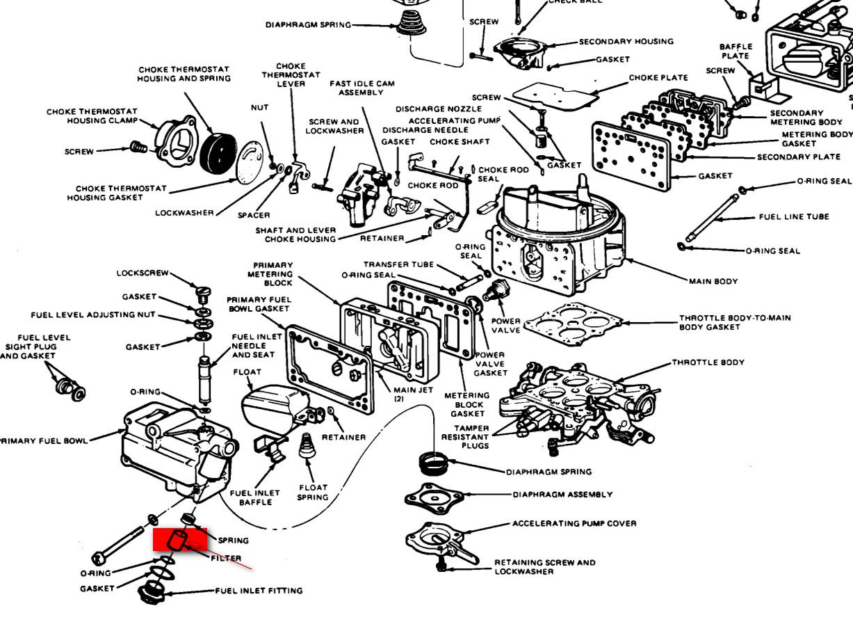 2pvyy 1984 Ford F250 4x4 460ci Speed Dies