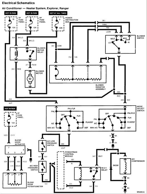 96 ford ranger ignition wiring diagram  96  free engine