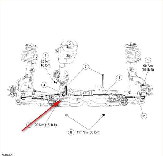 ball joints 2002 ford taurus parts diagram  ford  auto