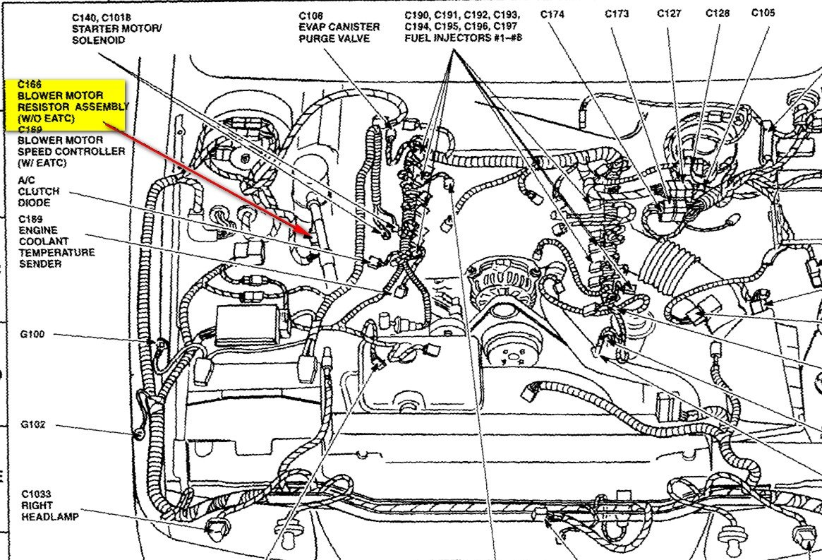 04 ford crown victoria fuse diagram