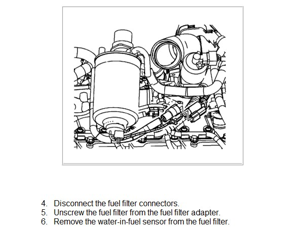 i want to change out the fuel filter on my  u0026 39 06 silverado